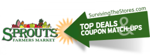 Sprouts Coupon Matchups & Deals 10/23/13 - 10/30/13