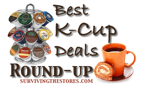 Click for the K-Cups Best Prices Round-up!