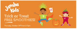 Jamba Juice Free Smoothies