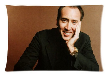 Nicholas Cage Pillowcase