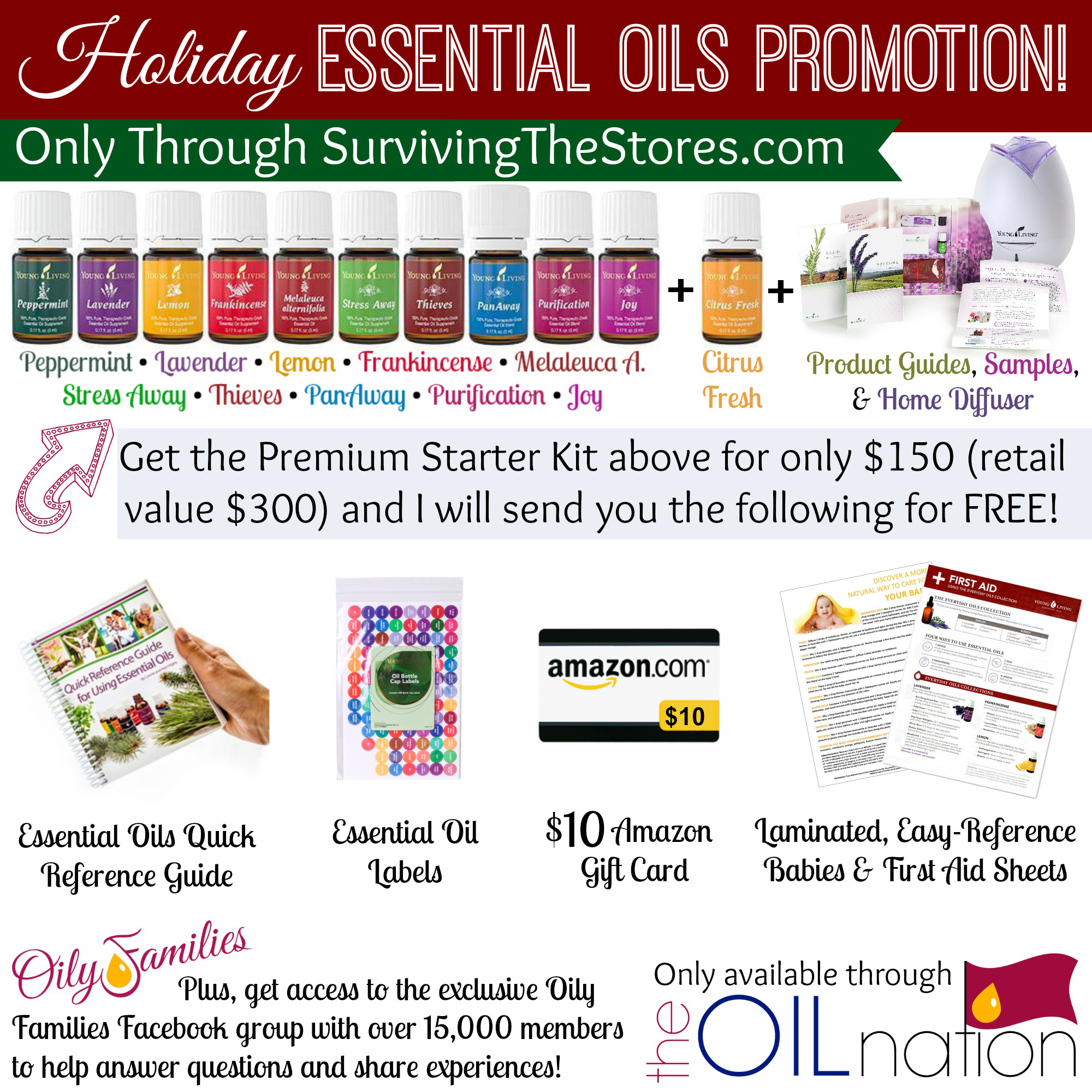 Holiday Special Young Living!!
