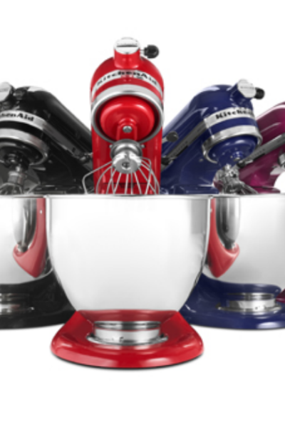 Best Deal KitchenAid Mixer 2016: 48% Off + Free Shipping!!