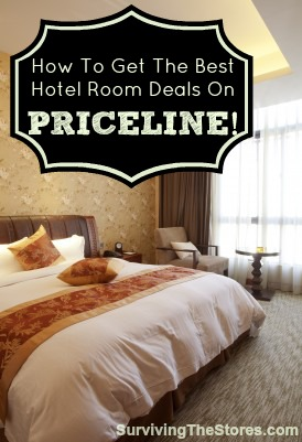 Getting The Best Hotel Room Deals With Priceline!